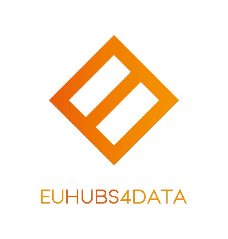 EUHubs4Data logo